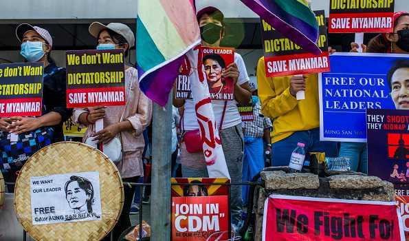 آنگ سان سوچی پر نئے الزامات