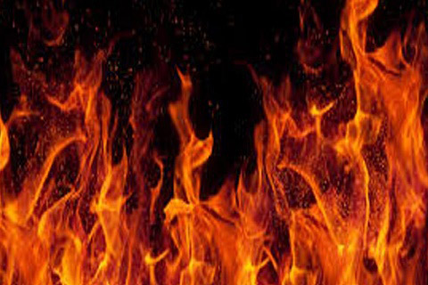 رام بن میں آتشزدگی، کم سے کم پانچ دکان خاکستر