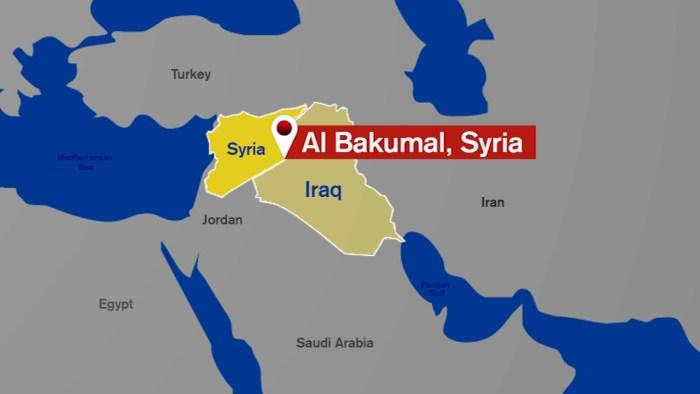 ادلیب میں تشدد پسندوں کا کیمیکل حملے کا منصوبہ