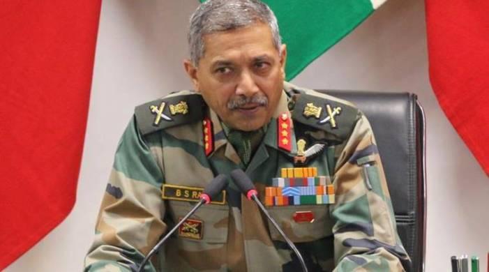 'کشمیر میں سیکیورٹی صورتِ حال پرامن ':فوج