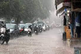 کشمیر میں بارشوں کی پیش گوئی، جموں میں موسلا دھار بارشیں