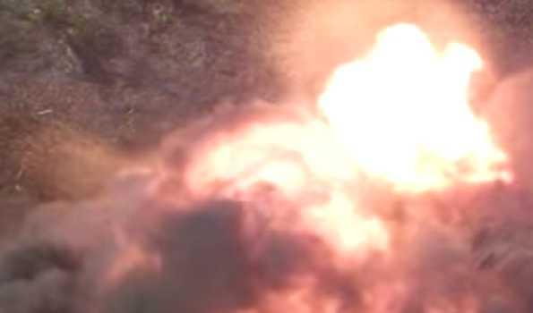 پاکستان میں بارودی سرنگ کے دھماکہ میں 5 افراد ہلاک