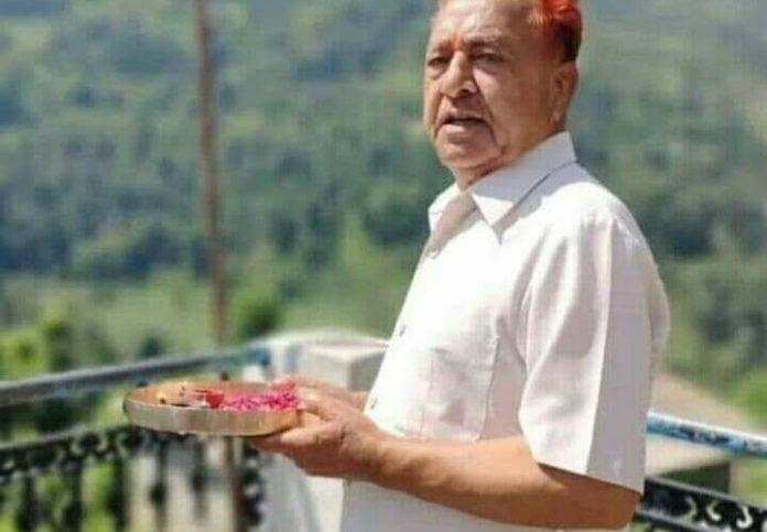جموں و کشمیر کے سابق وزیر ٹھاکر پورن سنگھ مبینہ طور پر کورونا سے فوت