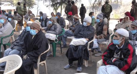 جموں و کشمیر میں کورونا مریضوں میں مفت کوڈ کٹس تقسیم کئے جائیں گے