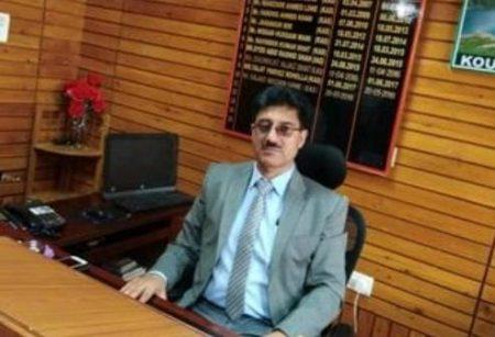 سپیشل سکریٹری فائنانس ڈاکٹر شمیم احمد وانی کی کورونا سے موت واقع