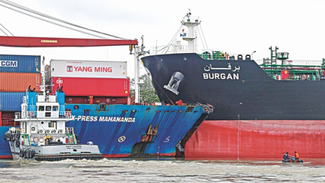 بنگلہ دیش: دو کشتیوں میں ٹکر ، 25 افراد ہلاک، ، متعدد لاپتہ