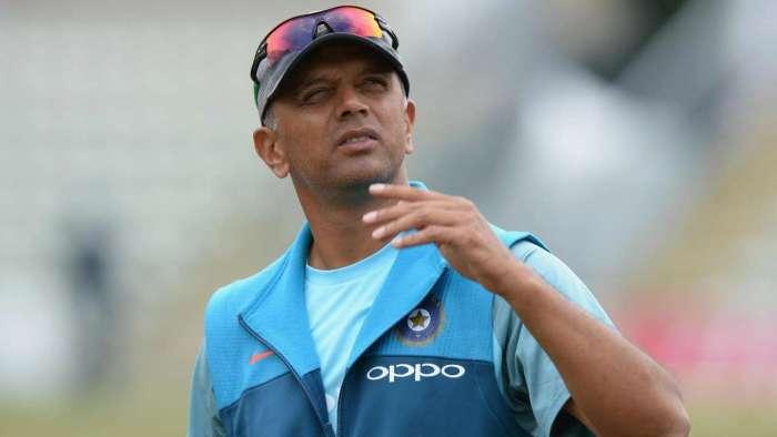 راہل دراوڑ ہندوستانی ٹیم کے ساتھ بطور ہیڈ کوچ سری لنکا کے دورے پر جائیں گے