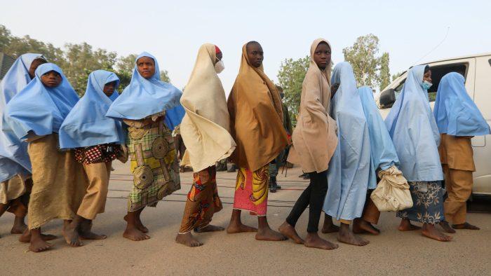 نائیجیریا میں مسلح افراد نے 140 طلبہ کو اغوا کرلیا