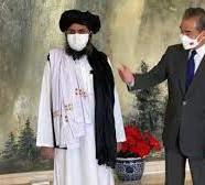 افغان طالبان کا وفد چین میں، وزیر خارجہ سے ملاقات