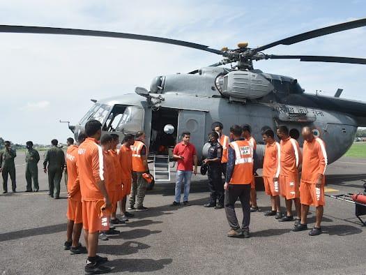 کشتواڑ فلیش فلڈ: لاپتہ افراد کی بازیابی کے لئے آپریشن دوسرے روز بھی جاری