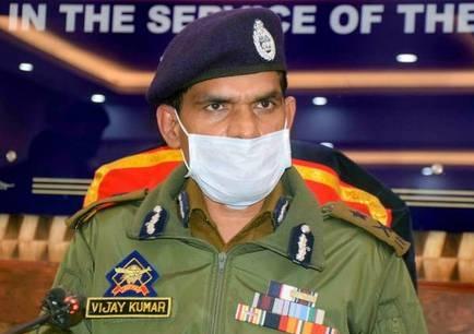 سری نگر میں ابھی بھی چار جنگجو سرگرم ہیں: آئی جی پی کشمیر