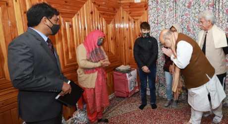 کشمیر بھارت کا دل:امیت شاہ