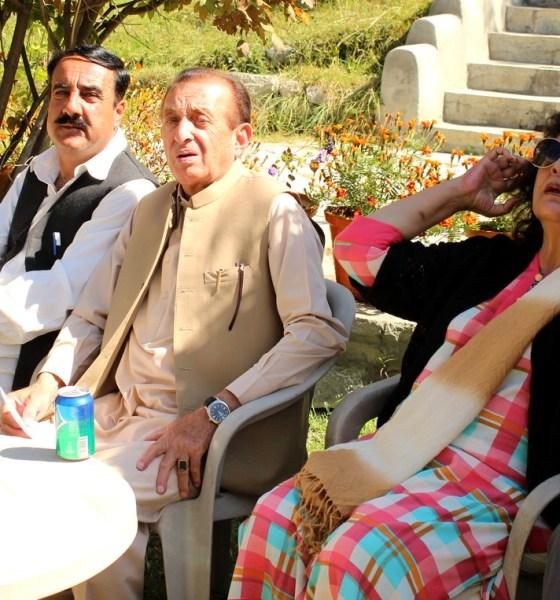 Mir Ghazanfar Ali Khan, Rani Atiqa, Hunza district