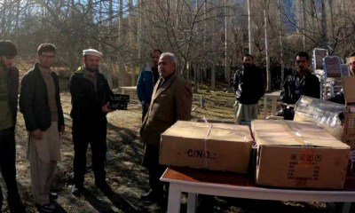 LG and RD with TMS Karimabad Hunza