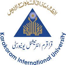 قراقرم انٹرنیشنل یونیورسٹی گریجویشن امتحانا ت تمام پوزیشن طالبات لے گیئں ، مجموعی نتیجہ 45.96 فیصد رہا