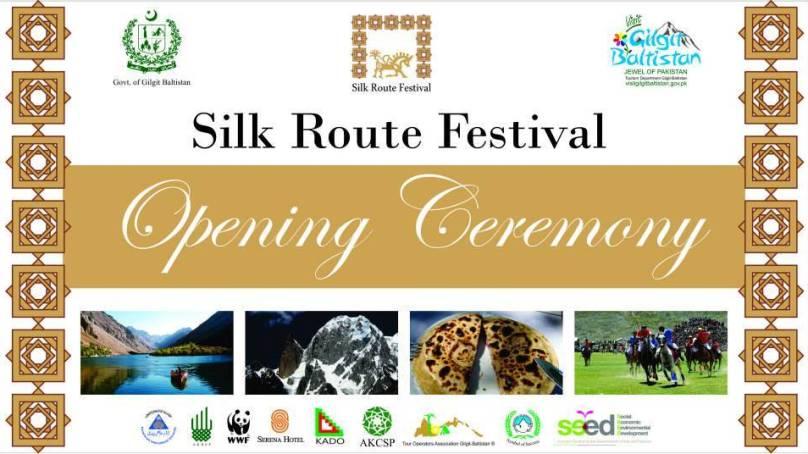 16 سے 21 مئی تک سلک روٹ فیسٹیول منعقد ہوگا، تیاریاں شروع