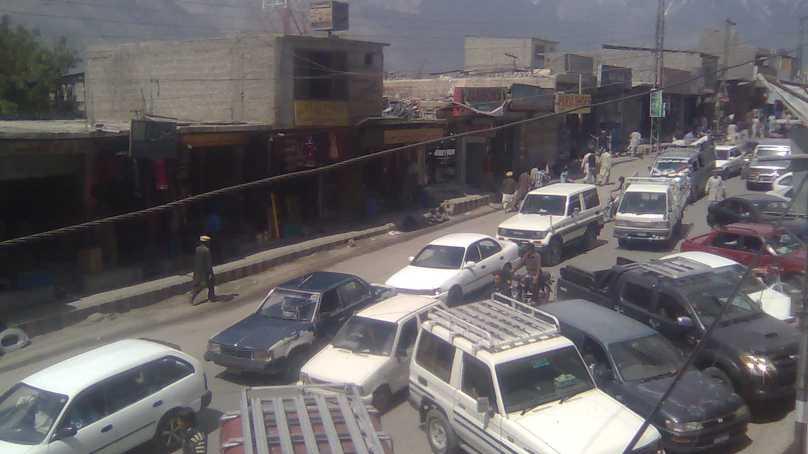 سکردو میں ٹریفک کے مسائل بڑھ رہے ہیں، اصلاح احوال کا مطالبہ