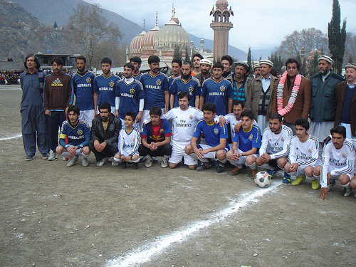 شائقین فٹ بال کے لئے خوشخبری،چترال میں پہلی بار ڈویژنل فٹ بال ٹورنمنٹ منعقد ہوگی۔حسین آحمدسیکرٹری DFAچترال