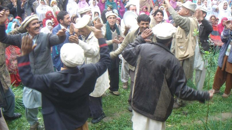 چترال بالا، شاہی داس میں 150 کلو واٹ پن بجلی گھر کے افتتاح پر جشن کا سماں