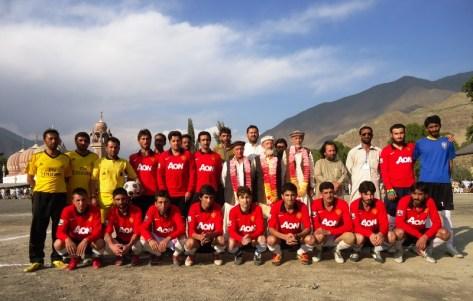 Head quarter team jogir group photo