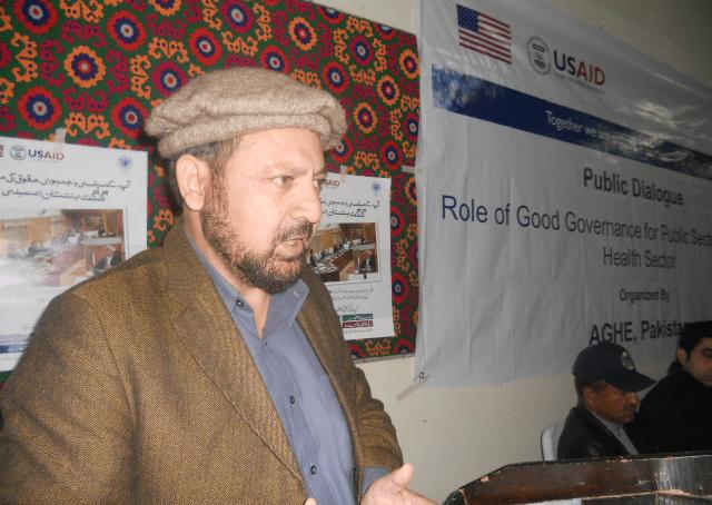 حکومت گلگت بلتستان نے دس ہزار افراد کو روزگار دیا، حاجی گلبر خان