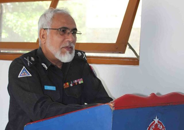 محکمہ پولیس کو بہتر بنانے کے لیے عملی بنیادوں پر کام ہو رہا ہے، آئی جی سلیم بھٹی