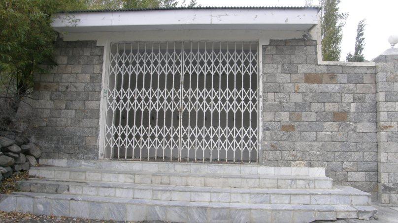 تحصیل گوجال کے ہیڈکوارٹرز، گلمت میں تعمیرشدہ واحد واٹر فلٹریشن پلانٹ عرصہ دراز سے بند پڑا ہے