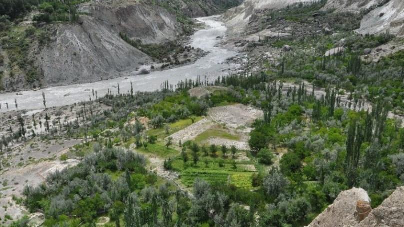 معدنیات پر سے دفعہ ١٤٤ کا خاتمہ، ناصر آباد ہنزہ کے عوام کی میر غضنفر کو خراج تحسین