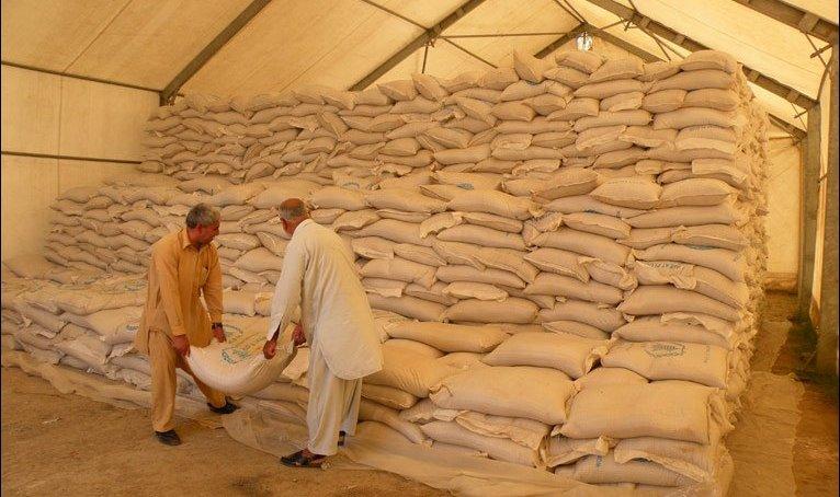 وفاق نے گلگت بلتستان کے لیے تین لاکھ بوری گندم جاری کرنے کی منظوری دے دی