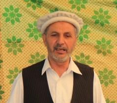 وزیر فدا علی مایا شگری