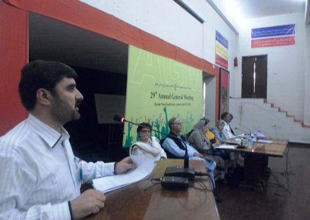 آج بھی گلگت بلتستان کو ایک جوائنٹ سیکریٹری چلا رہا ہے، مکمل صوبہ بنانے کا وقت آگیا ہے: سینیٹر افراسیاب خان خٹک