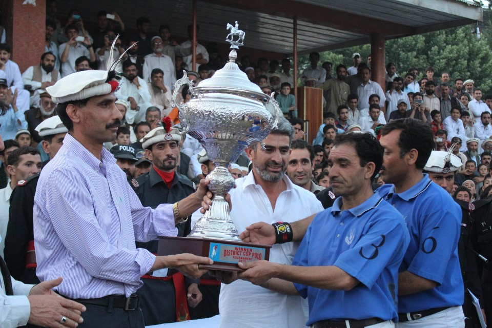 chitral scouts winer