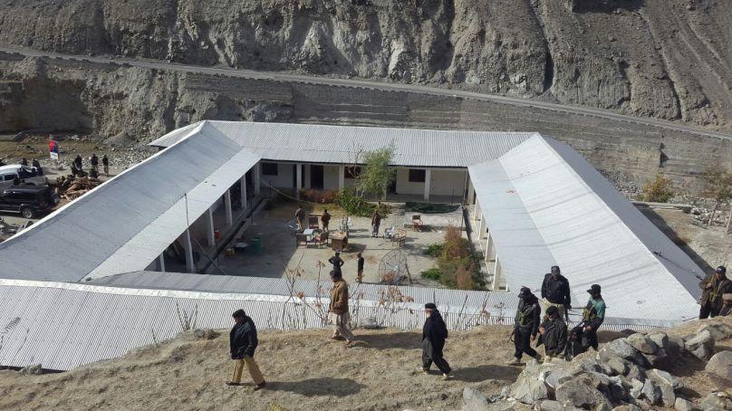 چلاس سے پندرہ کلومیٹر دور پولیس تھانے پر گزشتہ شب دہشتگردوں کا حملہ، جوابی فائرنگ سے فرار ہوگئے