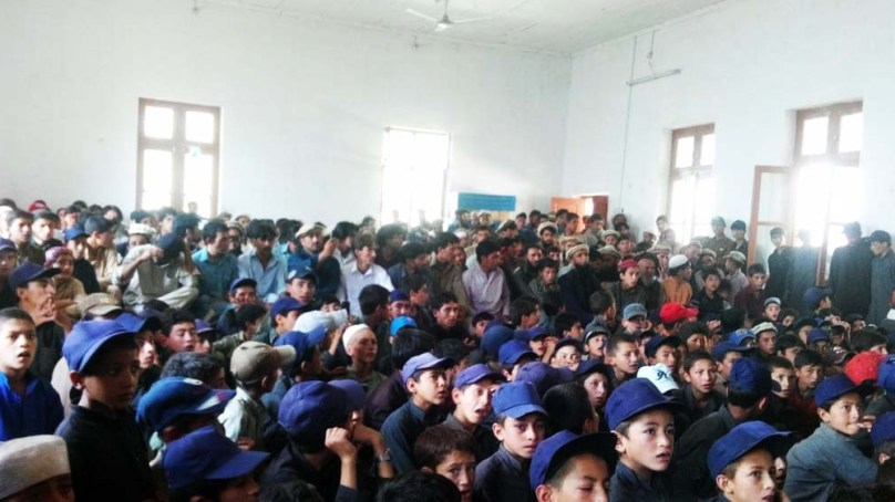 دیامر کے تعلیمی اور دیگر مسائل حل کرنے کے لئے آل پارٹیز سٹوڈنٹس کانفرنس بلانے کا فیصلہ ہوگیا