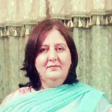 تقدیرہ اجمل چترال اور گلگت بلتستان کے لئے آل پاکستان مسلم لیگ کی جنرل سیکریٹری مقرر