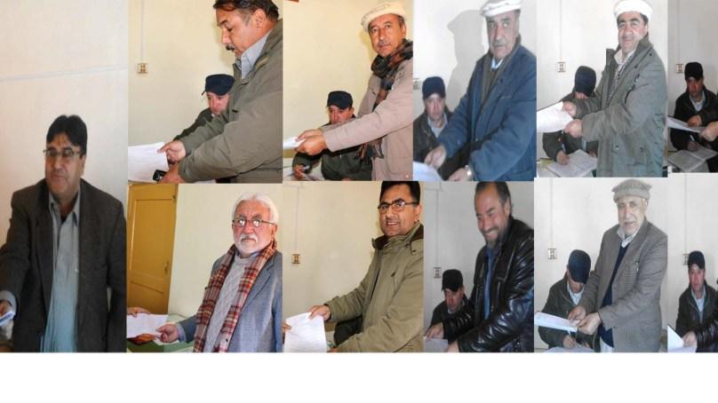 ہنزہ ضمنی الیکشن: 37 امیدواروں نے ریٹرنگ افسر سے کاغذات وصول کئے
