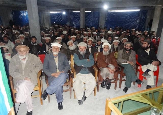 چترال: جماعت اسلامی کے زیر اہتمام سیرت النبی کانفرنس کا انعقاد