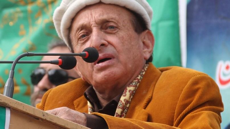 نریندر مودی کشمیریوں کا قتلِ عام بند کرے، گلگت بلتستان کے عوام پاکستان سے بے پناہ محبت کرتے ہیں، گورنر