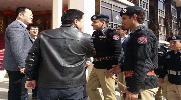 قراقرم سیکورٹی فورس کے 120کنٹریکٹ اہلکاروں کو فارغ کر دیا گیا