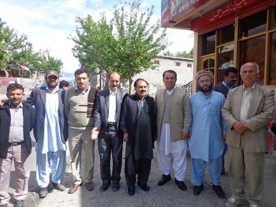 haqqani with profeesrz