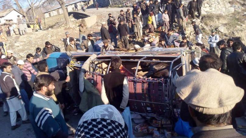 چترال، دروش سے ارسون جاتے ہوئے گاڑی کو حادثہ ،تین افراد جان بحق دو کی حالت تشویش ناک