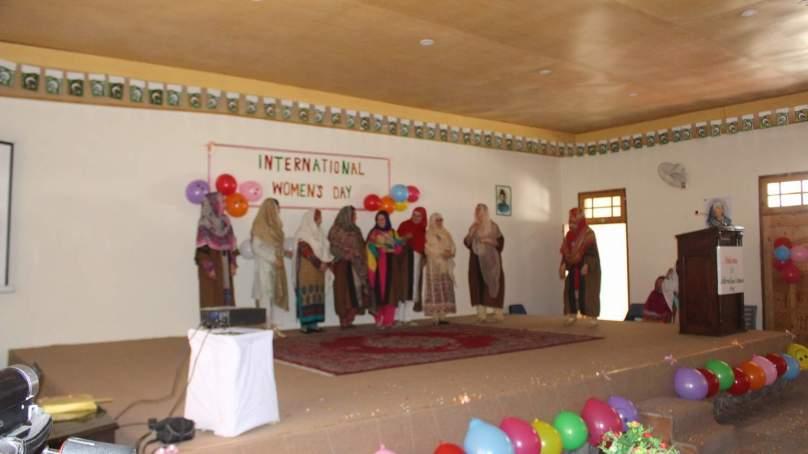 چترال ٹاسک فورس کے زیر اہتمام عالمی یوم خواتین کی تقریب منعقد