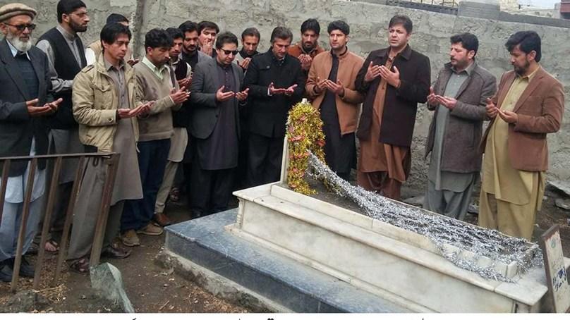 مسلم لیگ ن گلگت بلتستان کے مقتول رہنما سیف الرحمن خان کی تیرہویں برسی تمام اضلاع میں منائی گئی