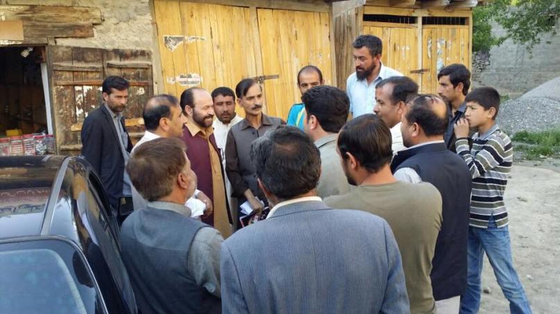 جعفر اللہ اور ارمان شاہ سروے کے نام پر ہنزہ میں الیکشن کمپین چلا رہے ہیں، الیکشن کمیشن نوٹس لے، پیپلزپارٹی کا مطالبہ