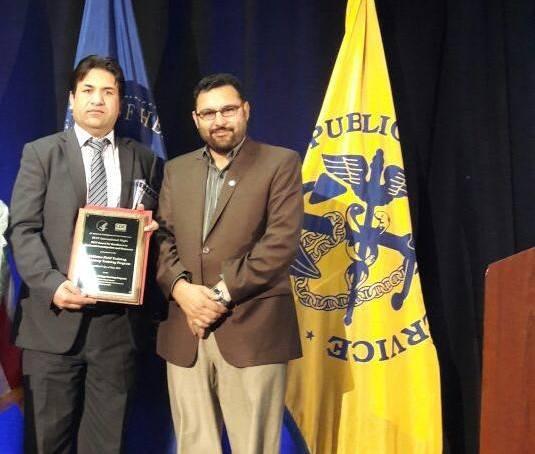 سکردو سے تعلق رکھنے والے ڈاکٹر ذاکر حسین نے امریکہ میں انٹرنیشنل کانفرنس میں اپنی صلاحیتوں کا لوہا منوایا