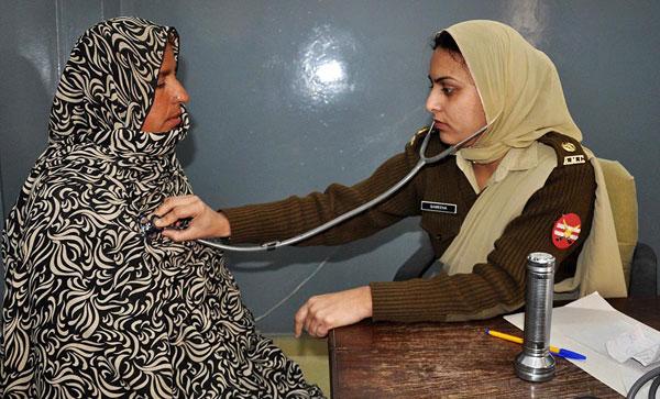 پاک فوج کی جانب سے 11 اور 12 مئی کوتحصیل یاسین (غذر)  کے گاوں ہندور میں مفت میڈیکل کیمپ منعقد ہوگا