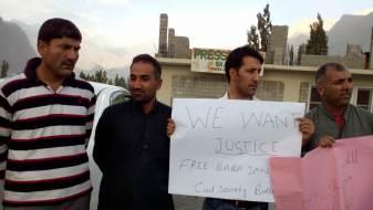 Skardu Protesters (3)