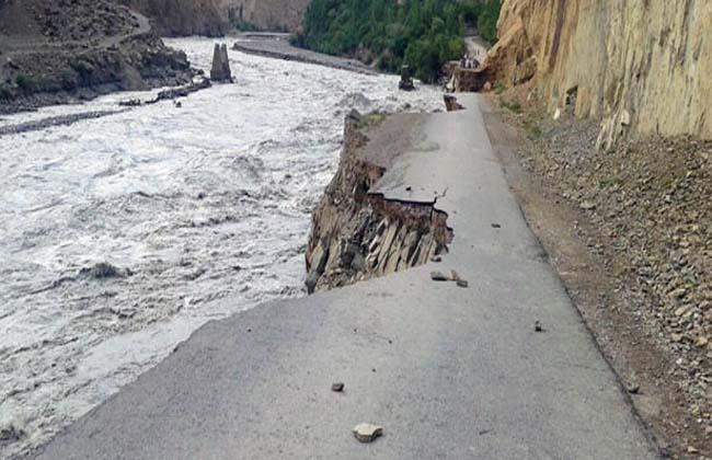 ارسون میں سیلاب؛ کم از کم دس افراد لاپتہ ہونے کی اطلاعات