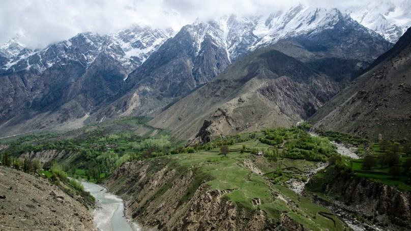 وادی باشہ ، حسن و خوبصورتی کی سرزمین