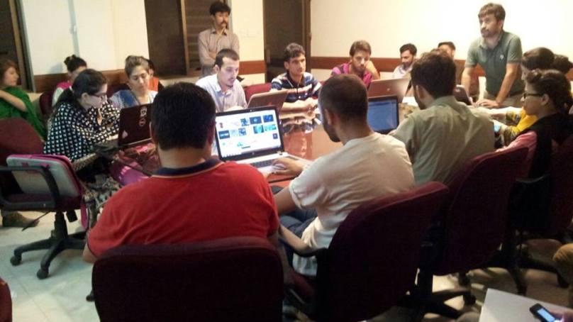 نوجوانوں کے لیے ورچول انٹرپرینورشپ اور فری لانسنگ کی تربیت کا آغاز کردیا گیا